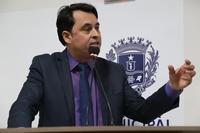 Jean Carlos explica as três emendas que foram apresentadas por ele para o projeto do ISSA