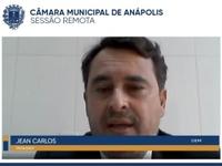 Jean Carlos pede mais prazo para que servidores da Prefeitura façam seu recadastramento funcional