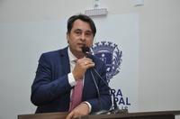 Jean Carlos pede que diante do coronavírus, prefeitura possa rever calendário fiscal de 2020