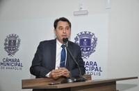 Jean Carlos propõe leis para coibir contaminação hospitalar e que cria vale medicamento