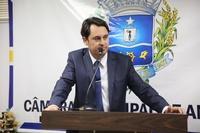 Jean repercute entrega de reforma da Escola Municipal Professora Edinê Rodrigues