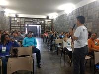 João da Luz apoia curso que ensina entidades do Terceiro Setor a elaborarem projetos para captação de recursos