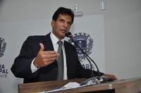 """João da Luz cita duas leis de sua autoria """"vão de encontro a interesses da comunidade"""""""