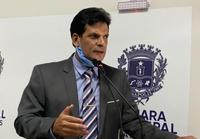 João da Luz comemora sanção de lei que permite instalação de bloqueador de ar em hidrômetro