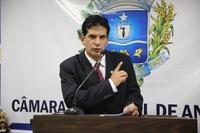 João da Luz conversa com conselheiro do TCM sobre Saneago