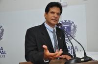 João da Luz destaca que projeto de bloqueador de ar nos hidrômetros tem ganhado diversos apoios