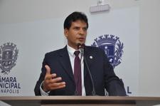 João da Luz elogia trabalho que prefeito Roberto Naves desenvolve na área habitacional