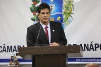 João da Luz parabeniza retomada de obras e pede reunião de Frente Parlamentar do Terceiro Setor