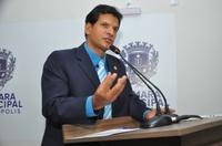 João da Luz pede mudanças em linhas de ônibus, melhorando o acesso às unidades de saúde