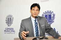 João da Luz quer atualização do Código Tributário para beneficiar quem tem direito a isenção do IPTU