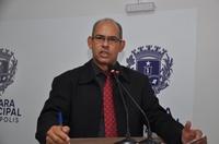 João Feitosa destaca início da implantação de energia elétrica no Jardim Luzitano