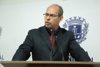 João Feitosa é empossado vereador na primeira sessão ordinária do ano