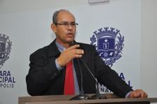 João Feitosa elogia prefeito Roberto Naves e a atuação da secretaria de Obras e Serviços Urbanos