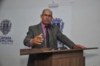 João Feitosa elogia serviços realizados pela administração municipal no distrito de Souzânia