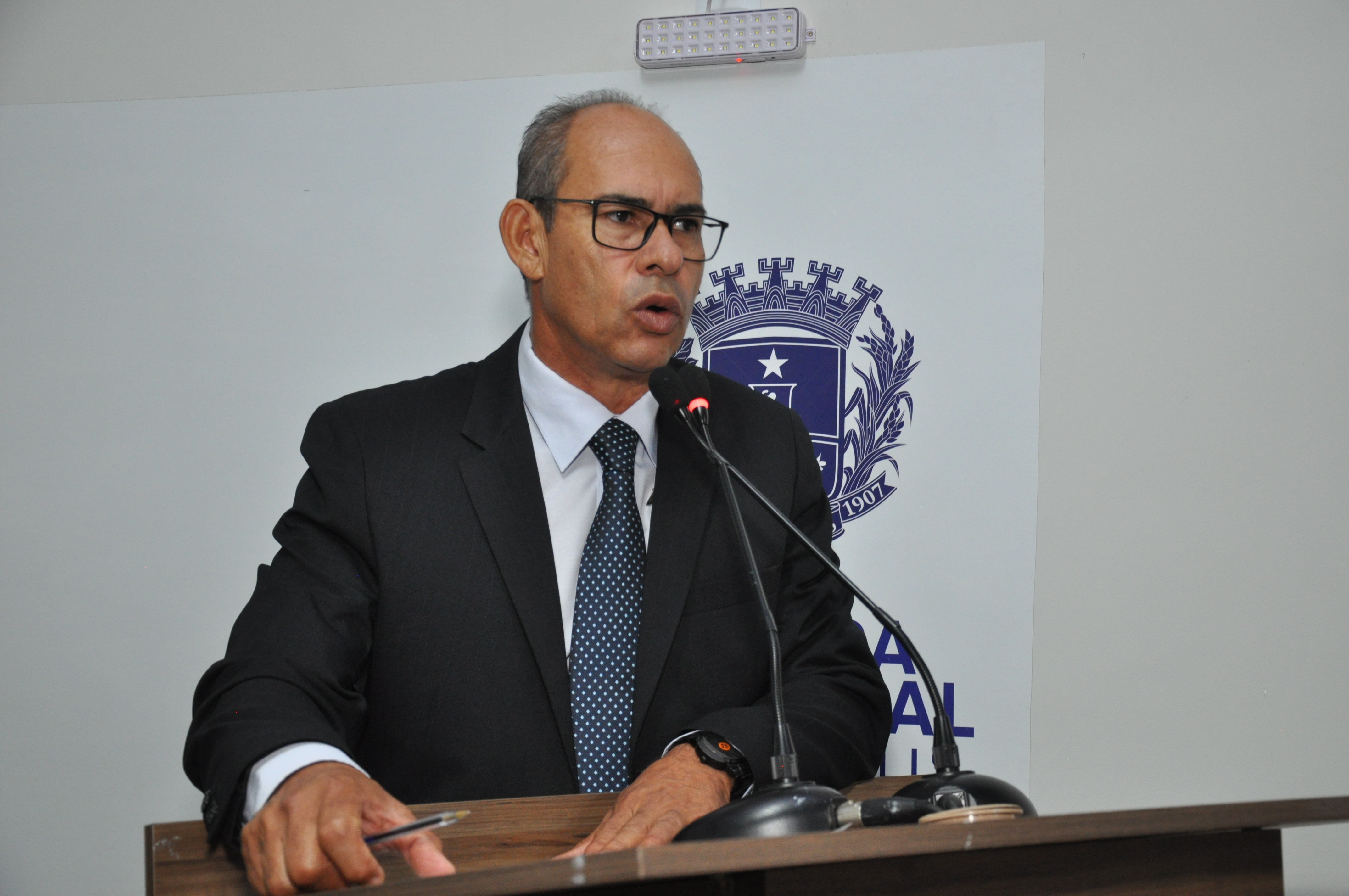 João Feitosa repercute visita de diretor-presidente da Enel Goiás ao gabinete do prefeito
