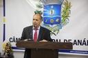 Lacerda defende ex-prefeito ao falar do destino de dinheiro de outorga do transporte coletivo