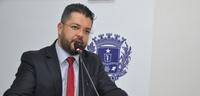 Leandro Ribeiro é eleito presidente da Câmara para o biênio 2019-2020