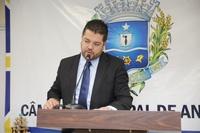 Leandro Ribeiro faz alerta sobre crescimento da violência