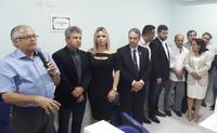 Legislativo prestigia inauguração de unidade que disponibiliza tratamento de quimioterapia aos pacientes oncológicos de Anápolis