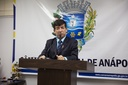 Lélio Alvarenga cumprimenta professores pelo dia 15 outubro