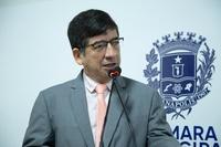 Lélio Alvarenga deseja boa sorte aos colegas de mandato para novo ano legislativo