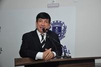 Lélio Alvarenga destaca construção de centro de lazer na região da Boa Vista