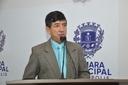 Lélio Alvarenga diz que pretende marcar uma reunião com diretor de Regulação, Daniane Marinho