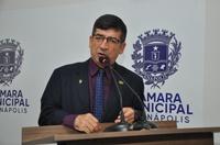 Lélio Alvarenga é autor de Moção de Repúdio à escola de samba paulista Gaviões da Fiel