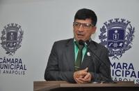 Lélio Alvarenga elogia cláusula de barreira que deve diminuir número de partidos no Brasil