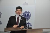 Lélio Alvarenga estimula uso de máscara caseira para ajudar na prevenção à Covid-19