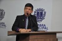 Lélio Alvarenga fala sobre promoção de melhorarias para Unidade Oncológica de Anápolis
