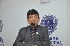 Lélio Alvarenga lamenta morte de amigo ex-tesoureiro da Apae Anápolis