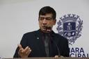 Lélio Alvarenga pede maior apoio financeiro do Executivo ao Hospital Espírita de Psiquiatria