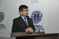 Lélio Alvarenga propõe criação da Frente Parlamentar contra Aborto e Pedofilia e em Defesa da Vida