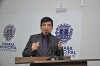 Lélio Alvarenga repercute visita ao ministro da Saúde para tratar da Unidade Oncológica de Anápolis
