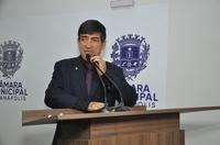 Lélio convida população para audiência pública que vai debater situação da Unidade Oncológica