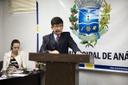 Lélio pede que prefeito separe as cobranças do IPTU e TSU