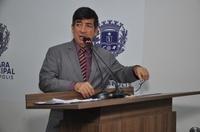 Lélio repercute resposta do presidente do Senado a uma Moção de Apelo da Câmara Municipal