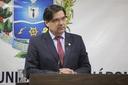 Lisieux afirma que governo estadual não investe em escolas em Anápolis
