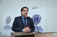 Lisieux Borges defende projeto que permite Samu encaminhar pacientes para hospitais privados