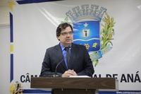 Lisieux repercute visita de Rubens Otoni à Câmara Municipal