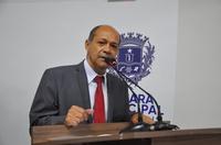 Luiz Lacerda defende debate em relação a liberação de estacionamento na Barão do Rio Branco