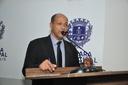 Luiz Lacerda propõe debate mais aprofundado sobre a saúde pública de Anápolis