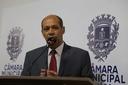 Luiz Lacerda reclama de veto a proposta de remoção de fiação inservível