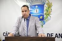 Luzimar destaca eleição na Associação de Moradores do Vivian Parque