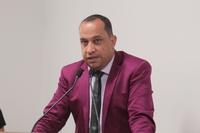 Luzimar Silva está preocupado com a situação do gramado do Jonas Duarte