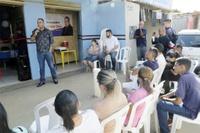 Luzimar Silva inaugura extensão de seu gabinete parlamentar no Industrial Munir Calixto