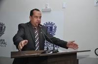 Luzimar Silva pede licença não remunerada por 60 dias por questões familiares