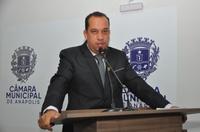 Luzimar Silva repercute campeonatos de futebol realizados pela cidade no final de semana