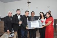 Marcos Bonfim, do Zatopek, recebe título de cidadania anapolina